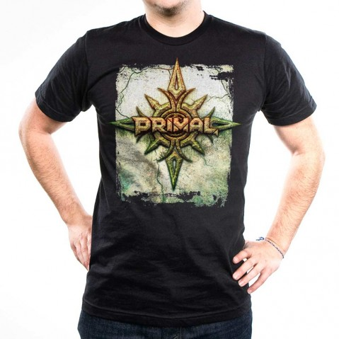 Primal T-Shirt - Cracked Earth